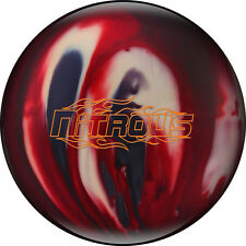 Columbia 300 Nitrous Bowling Ball NIB 1st Quality Red Smoke White