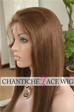 Best Indian Remy Lace Front Wig Silky Straight 100 Human Hair Wigs For Women #4