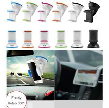360° Car Holder Windscreen Mount Cradle Stand For Various Samsung Mobiles : F9