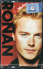 RONAN KEATING Life Is A Rollercoaster 2000 MALAYSIA EDITION Cassette NEW SEALED