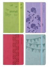 EASYNOTE SOFT FEEL A7 RULED PREMIUM NOTEBOOK - LUXURIOUS FEEL - 4 PASTEL COLOURS