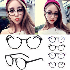 Fashion Unisex Nerd Style Women Glasses Spectacles Eyewear Eyeglasses+Clear Lens