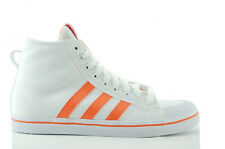 adidas Honey Stripes Mid W-women's Sneakers Shoes White New