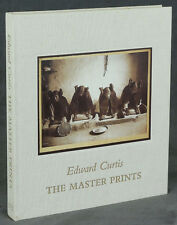 Edward Curtis The Master Prints 2001 Native American 1st ed
