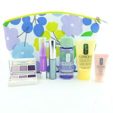 Clinique Makeup Gift Set - Eye Shadow, Remover, Moisturizing lotion,Chubby stick