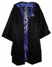 Harry Potter Ravenclaw School Crest Adult Size ROBE w/Hood and Tie