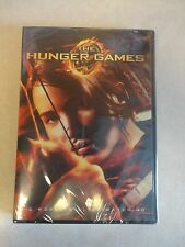 The Hunger Games (DVD, 2012) Brand New