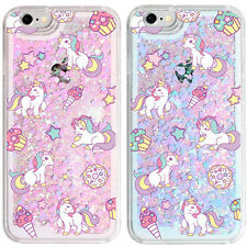Unicorn Glitter Case Galaxy Note 5 Case Galaxy Note 4 Case 2 Colors Liquid Case