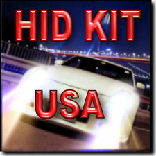 H13 9008 Bi-xenon ( Hi / Lo ) HID Headlight Kit Hi & Lo Beam 43K 6K 8K 10K @