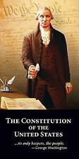 U.S. Constitution with Amendments & Declaration of Indepedence New ~Pocket Size