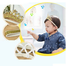 1 X Kids Girls Baby Hair Accessories Princess Tiaras Crowns Costume Party Fad