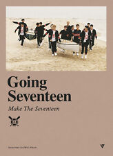 SEVENTEEN - Going Seventeen (Make The Seventeen Ver) [CD+Photobook+Photocard...]