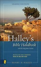 Halley's Bible Handbook by Henry H. Halley (1961, Hardcover, Reprint)