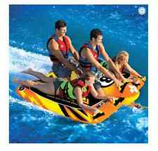 1-4 Person Bolt Towable Tube With Patented Flex Wing System Watersports 74 x 70