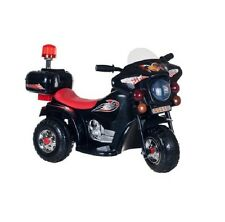Rockin' Rider Supersport 3 Wheeled Motorcycle Ride On Colorful Easy Assembly