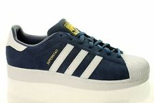 adidas Superstar Suede S75142 Mens Trainers~Originals~UK 10 - 12.5~Only