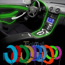 10FT Neon LED Light Glow EL Wire String Strip Rope Tube Car Dance Party