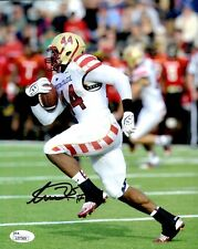 Andre Williams *SIGNED* Game Action 8x10 Photo ~ Boston College Eagles Football