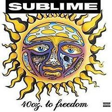 "New Music Record Sublime ""40oz. To Freedom"" 2xLP"