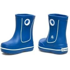 NEW Kids CROCS CROCBAND JAUNT Rain Boots Galoshes Shoes 8/9 10/11 12/13 1 2