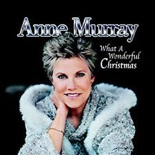 What A Wonderful Christmas - Anne Murray (CD 2001)