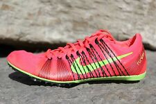 Nike Zoom Victory Elite Men's Track Spike Shoes Carbon Hyper Bunch 526627 603