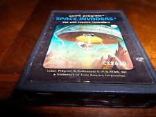 Space Invaders Atari 2600 Game Cartridge CX2632