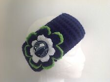 Seattle Seahawks Womens Headband