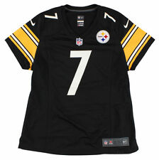 New Nike Women's Pittsburgh Steelers Ben Roethlisberger #7 Jersey 469913 010