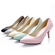 Dress Work Gorgeous Wedding Bridal Evening Party High Heels Women Shoes Prom