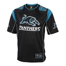 Penrith Panthers NRL Mens NFL Gridiron Jersey BNWT Rugby League Clothing