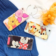For iPhone 7 7Plus 6S Cute Cartoon Disney Animals Mickey Daisy Matte Case Cover