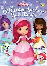 STRAWBERRY SHORTCAKE - THE GLIMMERBERRY BALL MOVIE DVD Holiday