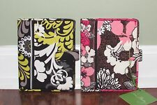 Vera Bradley BAROQUE or MOCHA ROUGE Travel ID Wallet Book PASSPORT COVER - NWT