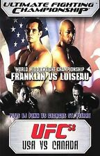 UFC 58 - USA vs. Canada (DVD, 2006, Rental)