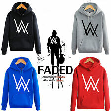 Alan Walker Music DJ Sweater Fleece Hoodie Hoody Sweatshirts Jacket Type A S-3XL