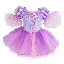 NWT Disney Store Rapunzel Deluxe Costume Baby 12 18 24 Mo Tangled Princess