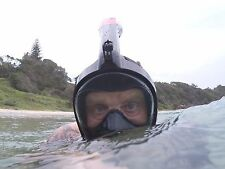 Surface Diving Snorkeling Full All Dry Mask Goggles Swimming Australian NO FOG