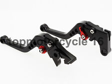 FXCNC CNC Short Clutch Brake Levers For YAMAHA TDM 900 yzf 125r R15 FZ16 R1/R1M