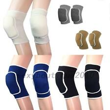 Outdoor 1Pair Sponge Knee Support Brace Sports Protection Knee Thin Pad