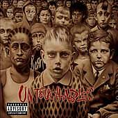 KORN - Untouchables (2002) USA Limited Edition CD NEW Sealed + Video