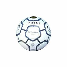 UHLSPORT EQUIPE MATCH FOOTBALL - WHITE/BLACK/SILVER - VARIOUS SIZES AVAILABLE