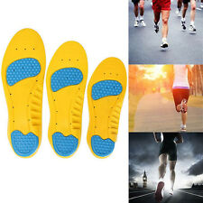 1Pair Memory Foam Orthotics Arch Pain Relief Shoes Insoles Pad Cushion Foot Care