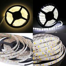 10M 5M 1M 3528 5630 300 Leds SMD LED Strip Light Flexible Controller Adapter