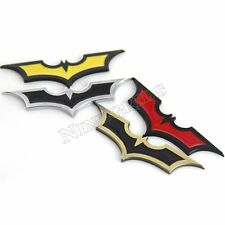 1pc Batman Style Metal Emblem Badge Car Auto Surface Body 3D Logo Sticker Decal