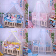Baby Dome Bed Curtain Canopy Net Mosquito Nets Tent Bed Crib Nets Kids Bedroom