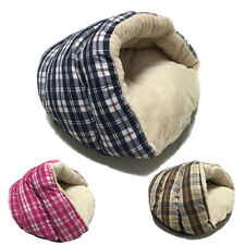 Dog Cat Bed Soft Warm Puppy Cushion Pet House Comfortable Slipper Style Kennel