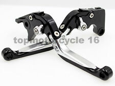 FXCNC CNC Foldable Extendable Clutch Brake Lever For BMW R1200RT (2014+up) 14-16