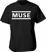 muse tour shirt new concert 2010 t 2nd law 2013 resistance uk europe