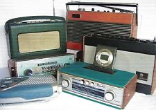 VINTAGE & RETRO PORTABLE RADIOS ~ click HERE to browse or order